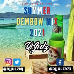 Summer Dembow Mix 2021