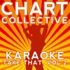 Said It All (Originally Performed By Take That) [Karaoke Version]