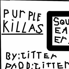 Purple Killas SqueakerZ