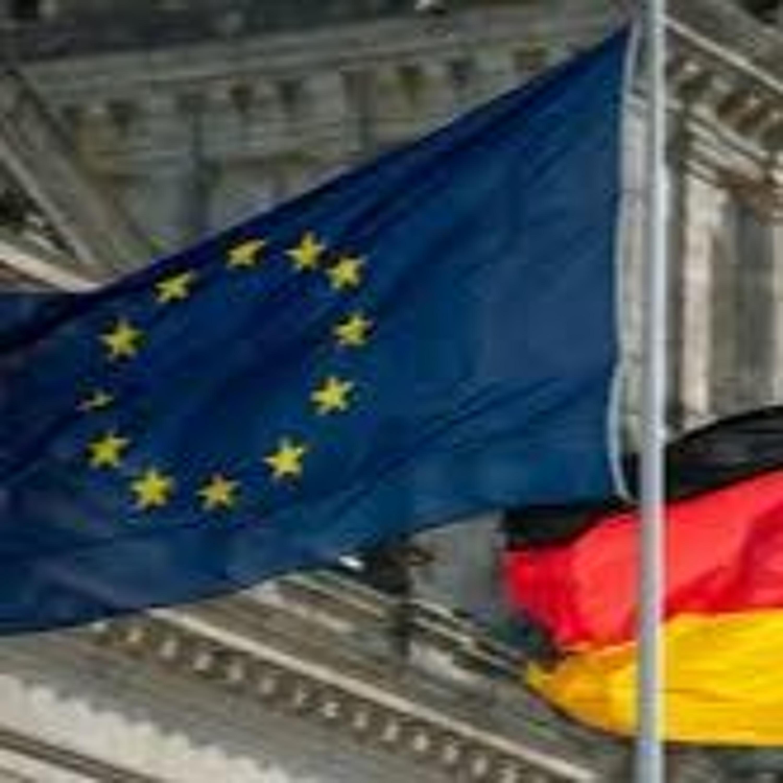 Episode 61. Tysk makt og EU-presidentskapet. En norsk tyskervits og en dom.