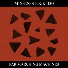 Mix-en-stock 020 par Marching Machines