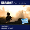 Nobody in His Right Mind Would've Left Her (In the Style of George Strait) [Karaoke Version]
