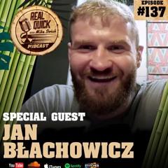 Jan Błachowicz (Guest) - EP #137