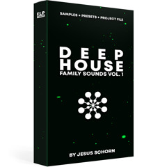 Deep House Family Sounds Vol. 1 [FREE Sample Pack]
