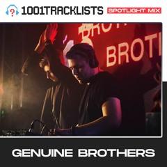 Genuine Brothers - 1001Tracklists 'Louder' Spotlight Mix