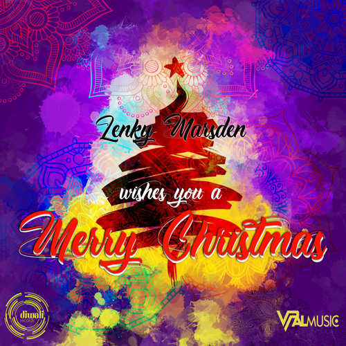 Lenky Marsden Wishes You a Merry Christmas