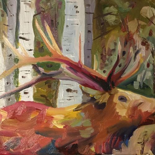Exaltation of Elk: Audio-Essay