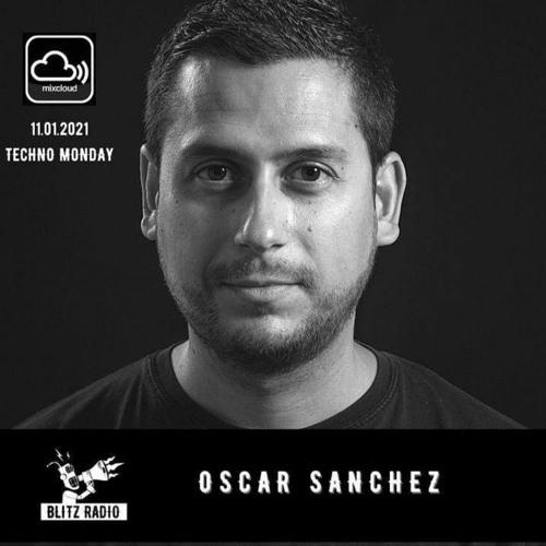 Oscar Sanchez - BLITZ Podcast 73 [TECHNO MONDAY]