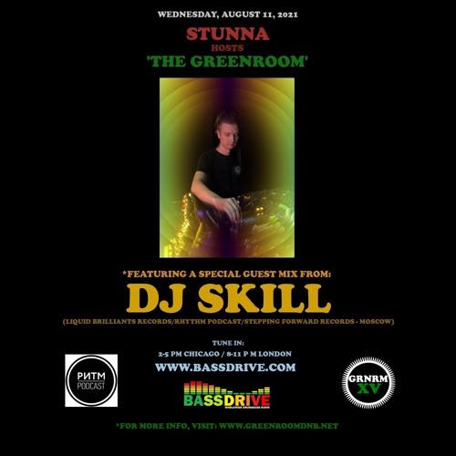 Download Stunna - Greenroom DNB Show (DJ SKILL Guest Mix) (11/08/2021) mp3