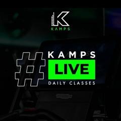 Travis Scott vs. A$AP Rocky Kamps Live 3/25