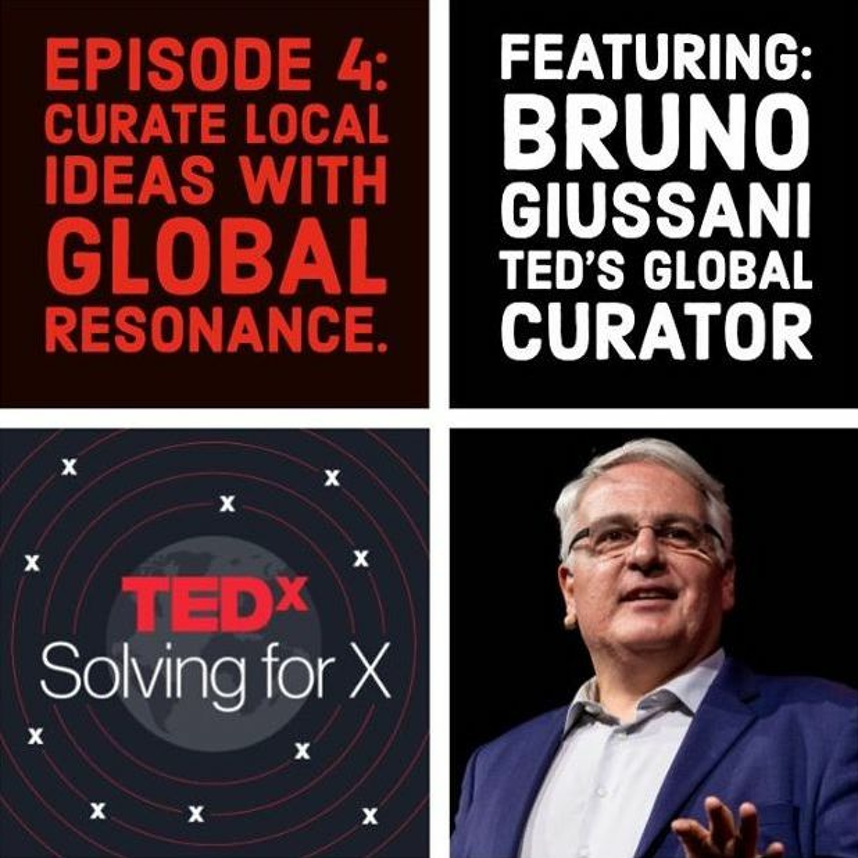 Curate local ideas with global resonance — Bruno Giussani, TED Global Curator