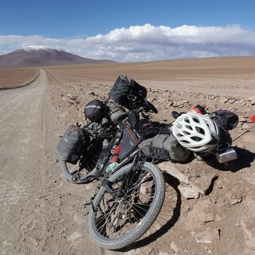 Sen GenCler - Enes Sensoy - Gurkan Genc -  Bisiklet bagaj aparatları, klasik çantalar ve Bikepacking