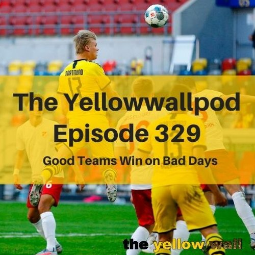 Episode 329: Good Teams Win on Bad Days