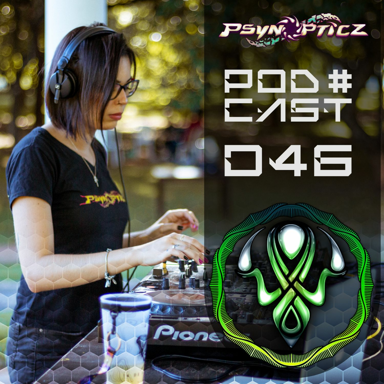 ANA VALERIANO (Brazil) | PsynOpticz Podcast #046