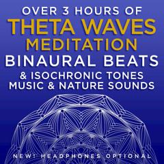 Emotional Healing & Self-Esteem - 6.8 Hz Theta Frequency Binaural Beats