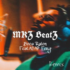 Bas feat ASAP Ferg - Boca Raton REMIX(Prod.MKZ.BeatZ)