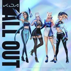 K/DA - VILLAIN feat. Madison Beer and Kim Petras