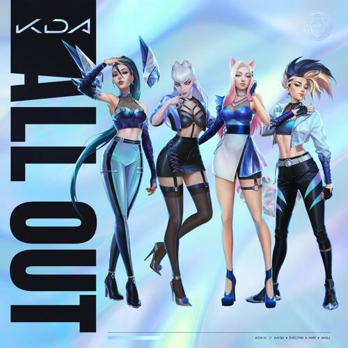 K/DA - MORE (Instrumental)