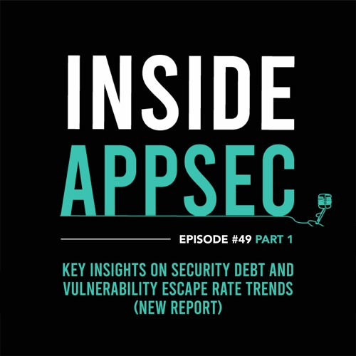 Key Insights on Security Debt and Vulnerability Escape Rate Trends (New Report) - Part 1