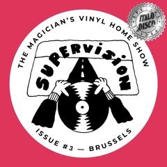 SUPERVISION #03 (Special Italo Disco mixed with vinyls)