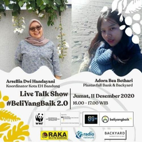 Beli yang Baik 2.0 | Raka Bandung x WWF Indonesia