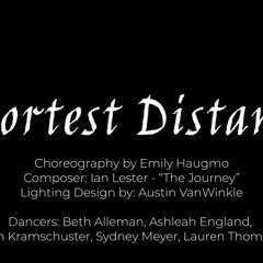 Shortest Distance/The Journey