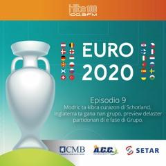 Euros 2020 - Episode 9