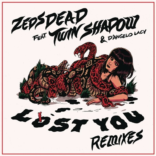 Lost You (Kove Remix) [feat. Twin Shadow & D'Angelo Lacy]