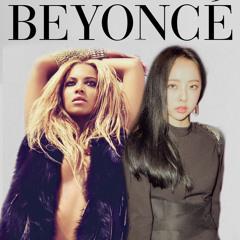 Paint the Town x Run the World - LOONA & Beyoncé (Mashup)