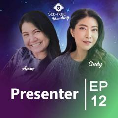EP12 - Presenter