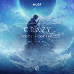Wooli & Codeko - Crazy (feat. Casey Cook)
