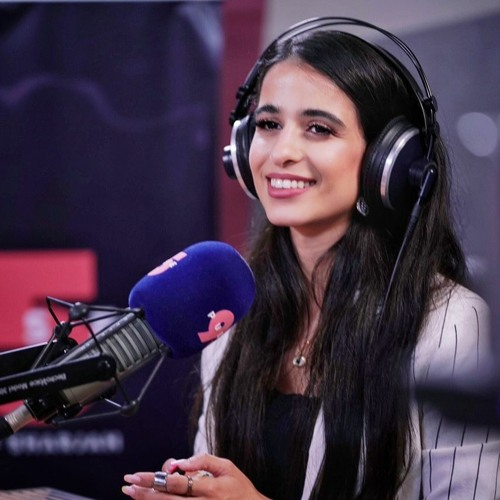 348 - Yalla Home Chats with Nagham Debal   The First female Qanunist in the UAE (25.05.2021)