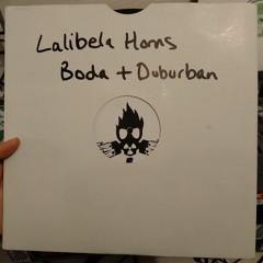 BODA & Duburban - Lalibela Horns