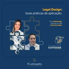 Legal Design - melhores práticas de aplicação #053