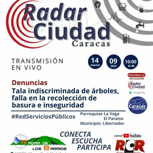 Programa Radar de los Barrios del 14-9-2021. Corte 2
