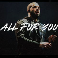 """Free Drake x Rod Wave type beat """"All for you"""" 2021"""