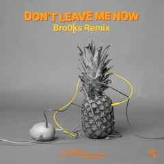 Lost Frequencies. Mathieu Koss, Brooks - Don't Leave Me Now (Brooks Remix)(MHC Remake)