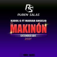Karol G Ft. Mariah Angeliq - El Makinón (Ruben Salas Extended Edit 2021.)