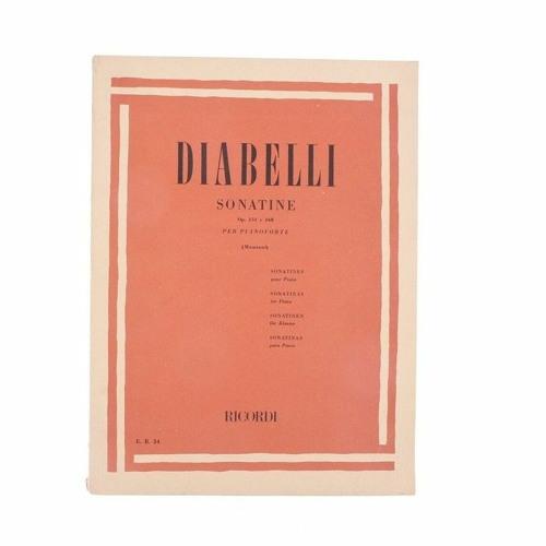 Diabelli, Sonatina In Bb Major (OP 168, N°4) - Andantino
