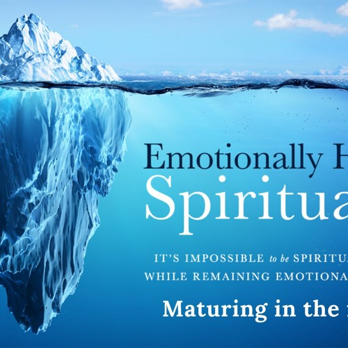 Maturing in the Faith - Pastor Jordan
