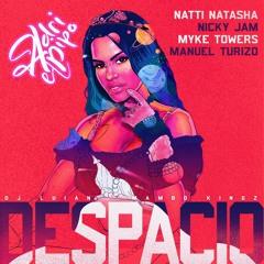 Natti Natasha Ft. Nicky Jam, Manuel Turizo Y Mike Towers - Despacio (Adri El Pipo Edit 2020)