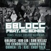 Vibes Music Drums (feat. MC Bones) (Tkay Remix)
