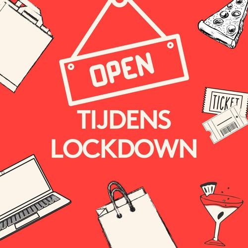 Open tijdens lockdown