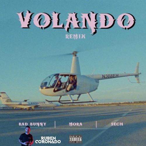 Volando Remix (Extended Rubén Coronado) Bad Bunny, Mora, Sech ¡¡FREE DOWNLOAD!!