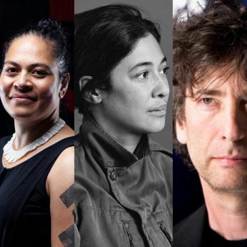 2020 WINTER SERIES Ep 11: Kolokesa U Māhina-Tuai, Leanne Shapton, Neil Gaiman