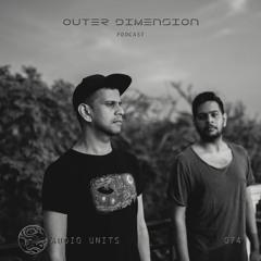 PODCAST 074 | AUDIO UNITS
