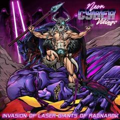 Neon Cyber Vikings