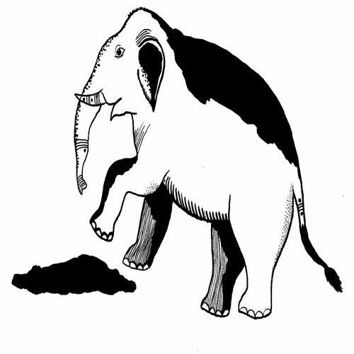 آلى على نفسه أن لا يأكل لحم فيل أبدًا