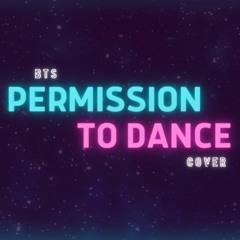 Permission to Dance (BTS) Short Cover