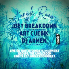 Jungle Room Sunday Sessions 6/20/21
